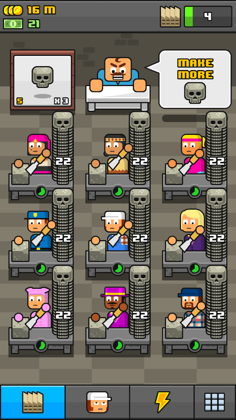 Make More (MOD, Unlimited Coins/Cash) 1