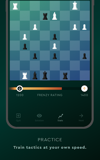 Tactics Frenzy u2013 Chess Puzzles modavailable screenshots 15