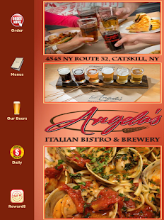 Angela's Bistro & Brewery- screenshot thumbnail
