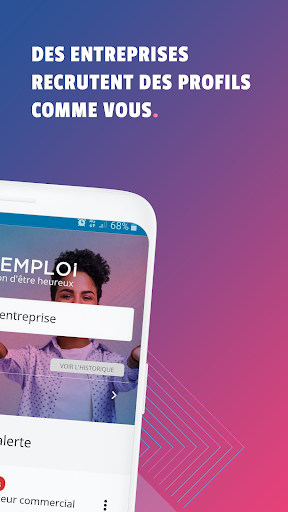 Cadremploi : Offres et Recherche du2019Emploi Cadre screenshots 2