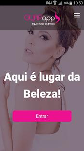 GUAPA app - náhled