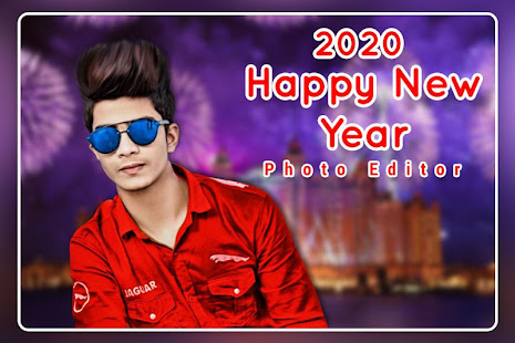 Download New Year Photo Editor 2020 For PC Windows and Mac apk screenshot 4