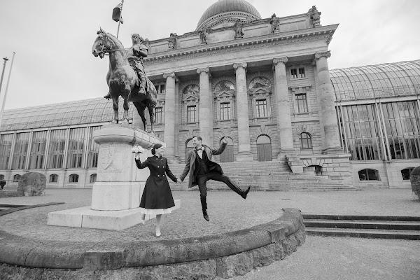 Hochzeitsfotograf Andrej Nikolajew (munich). Foto vom 02.02.2018