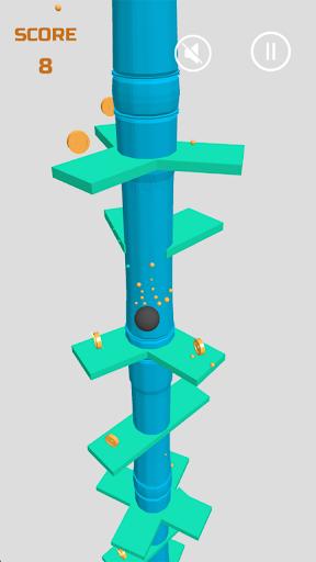Helix Ball Jump 5.1 screenshots 2