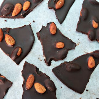 Low Carb Dark Chocolate Bark Recipe