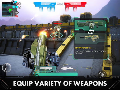 Last Battleground: Mech 3.2.0 screenshots 9