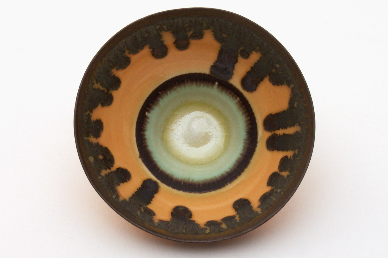 Peter Wills Porcelain Bowl 114