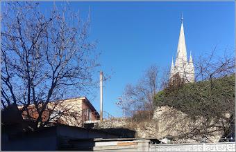 Photo: Turda - Str. B.P.Hasdeu, Nr.1 - vedere,  Biserica Reformata Calvina - monument istoric  -  2018.11.30