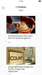The Morning Bulletin - náhled