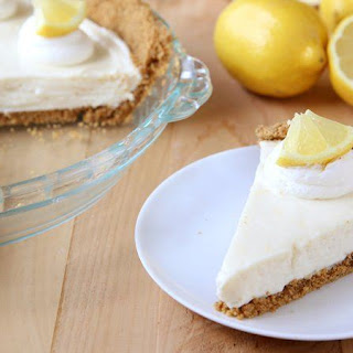 No-Bake Lemon Icebox Pie.