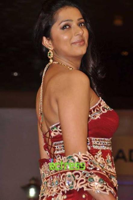 Bhumika Chawla sexy back