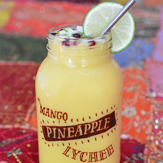 Pineapple Smoothie Lime Recipes