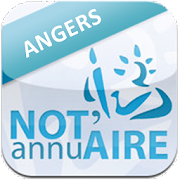 Annuaire notaires Angers