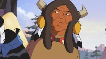 Der Zorn des Bisons