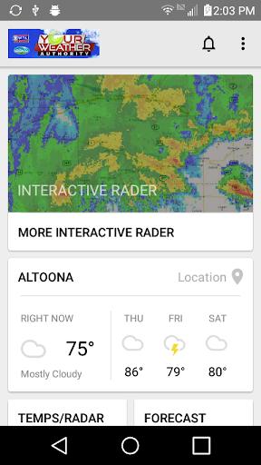WTAJ Your Weather Authority  screenshots 1