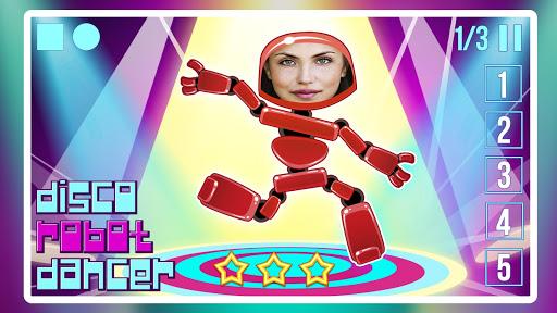 Disco Robot Dancer