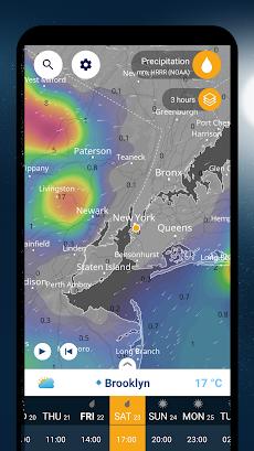 Ventusky: Weather Mapsのおすすめ画像5