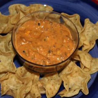 Loaded Nacho Dip.