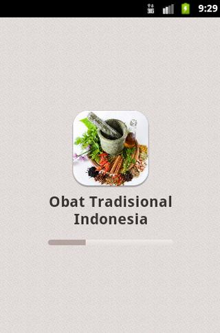 Obat Tradisional Indonesia