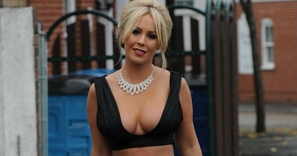 Katie Wright hasn't quit TOWIE
