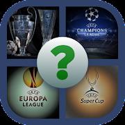 Викторина Футбольные еврокубки