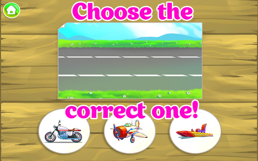 Learning Transport Vehicles for Kids and Toddlers 1.2.1 screenshots 4