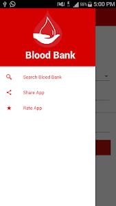 Blood Bank screenshot 1