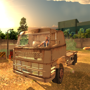 Heavy Truck Driver Danger Road for PC and MAC