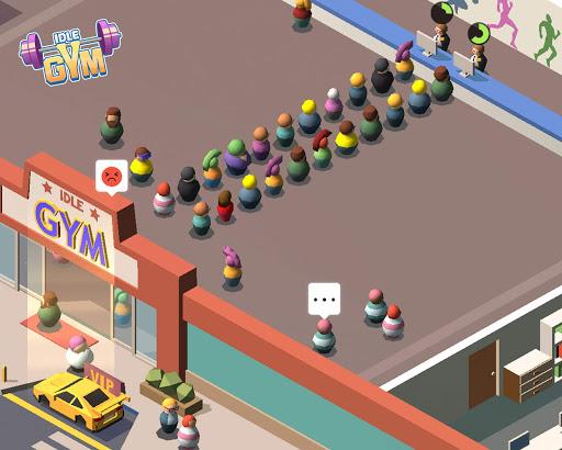 Gym Tycoon - Idle Workout Club, Fitness Simulator apktram screenshots 9