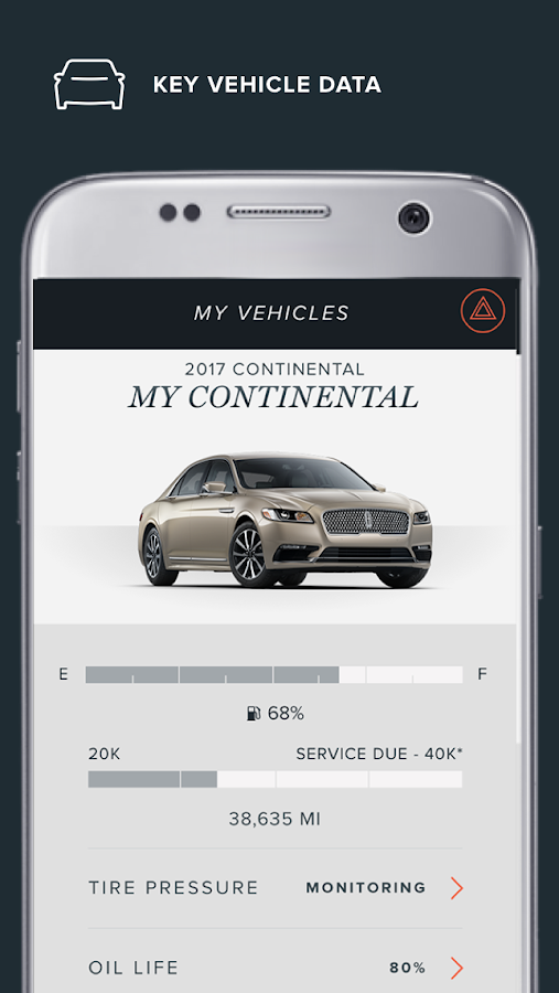 The Lincoln Way™: Lincoln Owner App- screenshot