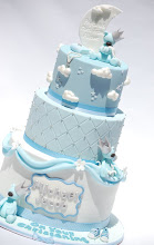Photo: Blue Christening by Royal Bakery (7/25/2012) View cake details here: http://cakesdecor.com/cakes/22947
