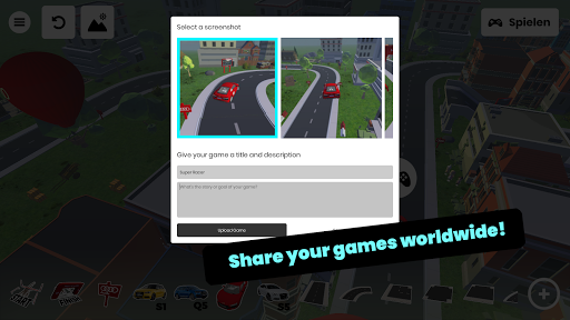 Struckd - 3D Game Creator 1.10.0 screenshots 3
