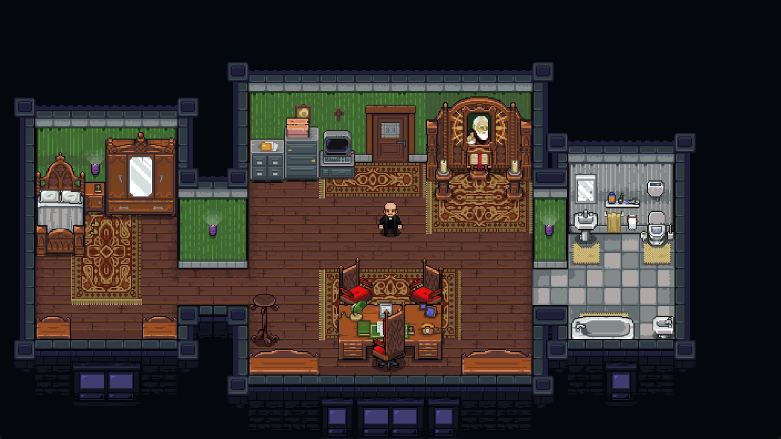 The Textorcist: The Story of Ray Bibbia Steam'de