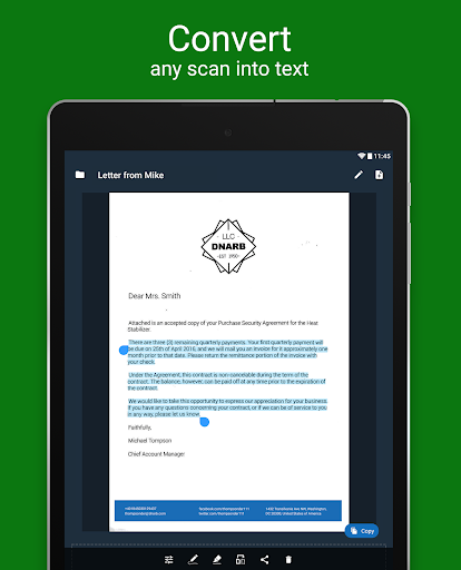 Scanner App for Me screenshot 10
