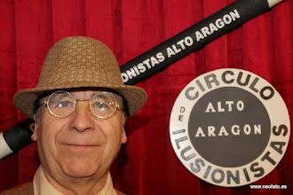 Photo: Monzón: II Feria de Asociaciones. Ilusionistas AltoAragón