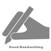 Good Handwriting in English