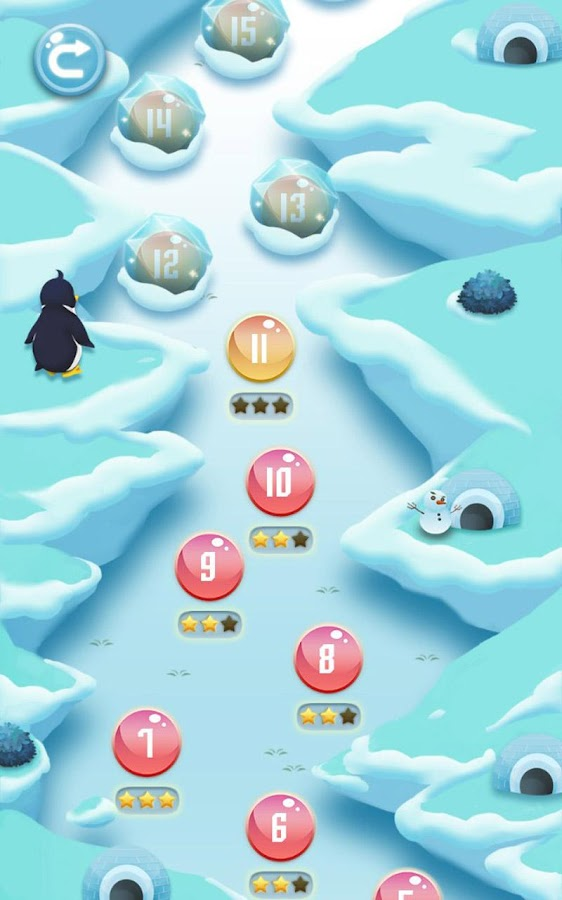 Link Link Mania - Frozen Fish- screenshot