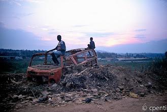 Photo: Gatenga (Rwanda) - Tramonto / Sunset
