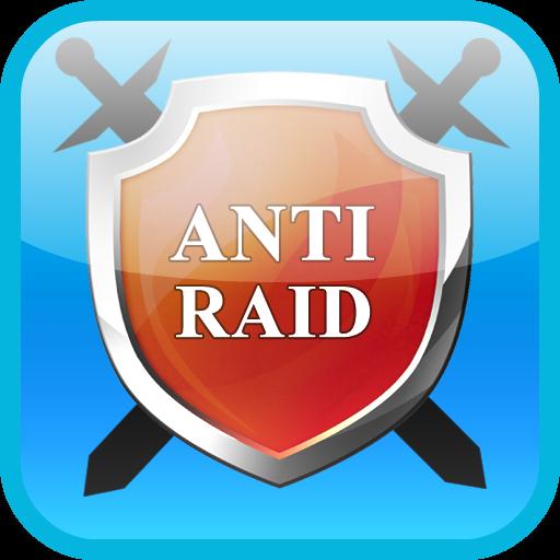 Anti Raid Clash of Clans