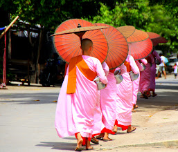 Photo: Year 2 Day 55 -  A Line of Nuns #3