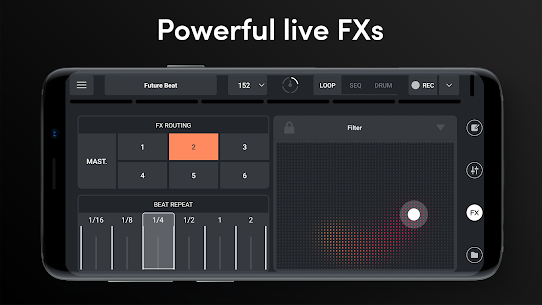 Remixlive – Make Music & Beats App Download for Android 4