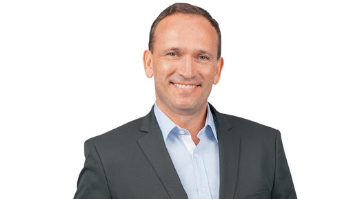 Vodacom Group chief technology officer Andries Delport.