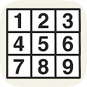 The NumberPlace icon