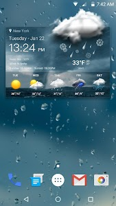 Live Weather&Local Weather 16.1.0.46760