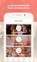 Screenshot of Casamientos.com.ar