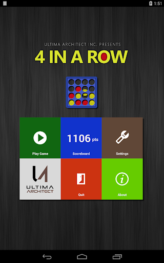 4 in a Row 1.3.8 Windows u7528 7