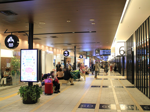 西鉄天神高速バスターミナル