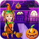 Sweet Baby Girl Halloween House Cleaning Games