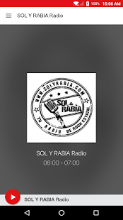 SOL Y RABIA Radio- screenshot thumbnail