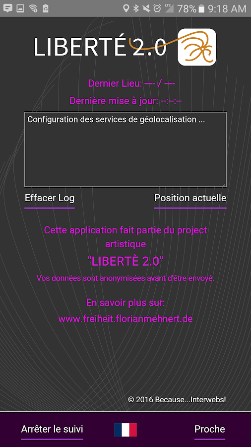 FREIHEIT 2.0 – Screenshot